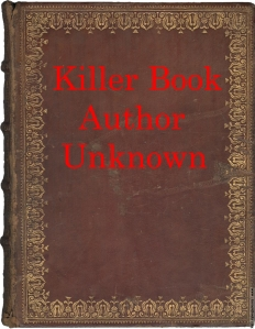killer book